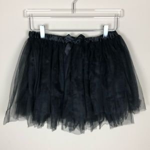 Hot Topic Black Tutu Skirt - one size